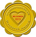 Manohar Sai Gowda Memorial Cardiovascular Research Award